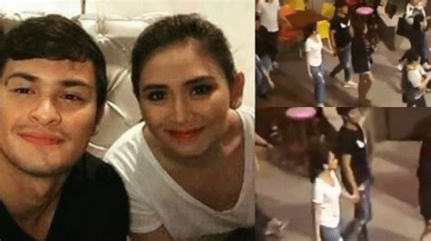 sarah g and matteo guidicelli sarah geronimo matteo guidicelli get cozy in public pep ph