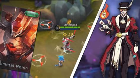 new hero harley 100 a new mage mobile legends youtube new saber skin gameplay new mage hero mobile legends