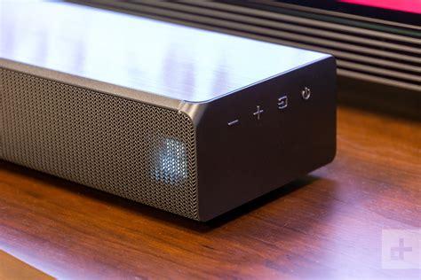 samsung hwms za review  sleek  simple soundbar