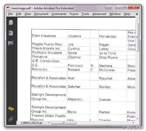 convert pdf to word table convert table contents from scanned pdf file to editable