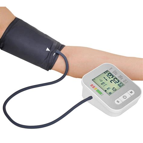 Arm Blood Pressure Monitor Tensi Darah Digital Tes Tekanan Darah pengukur tekanan darah electronic sphygmomanometer 6v with voice rak289 jakartanotebook