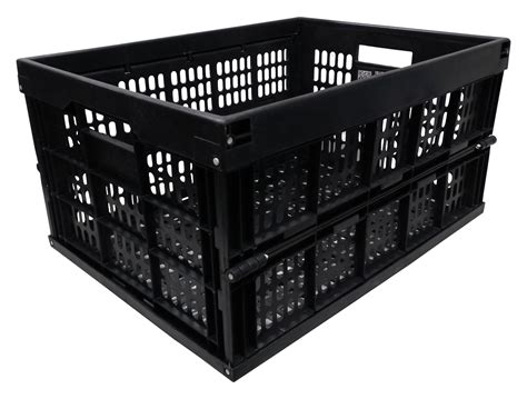 foldable crate plastic crates the and quality answer to your storage by foldable crate