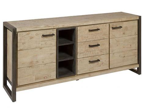 muebles de madera y hierro muebles de hierro y madera de estilo industrial