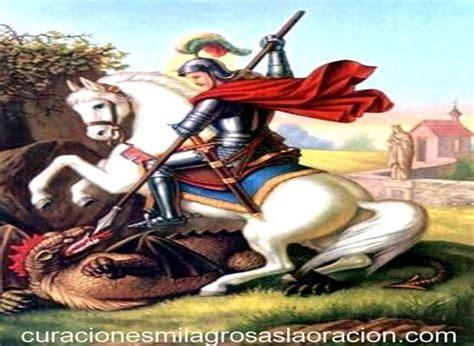 imagenes religiosas san jorge oraci 243 n a san jorge pidiendo justicia y ganar querellas