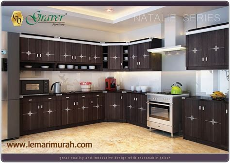 Lemari Dapur Kitchen Set desain small studio design gallery best design