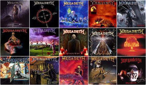 megadeth best albums megadeth studio albums ranked 171 worst to best 187 albums