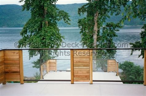 Design Plan Lighting by Deck Railing Designs And Ideas Glass Wood Aluminum Ideas