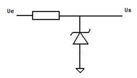 resistance pour diode 12v regulation pour eclairage et montage avec zener