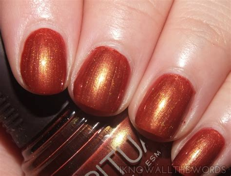 Sparituals Nail Lacquer by Spa Ritual Nail Lacquer I All The Words