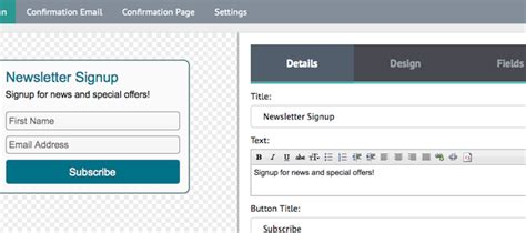 newsletter signup form template newsletter signup form template images template design ideas