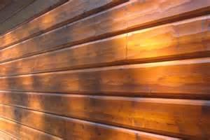 faux log homes