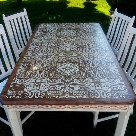Dining Table Top Makeover Best 25 Dining Table Makeover Ideas On