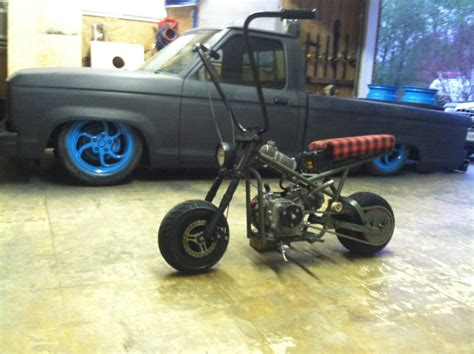 custom built mini bikes hobbiesxstyle