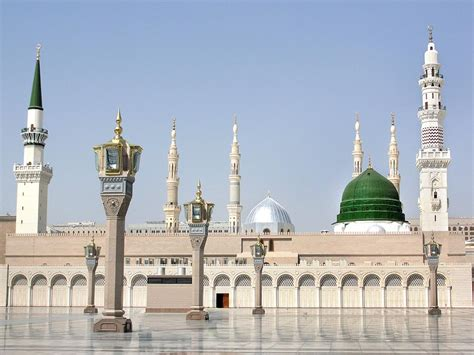 Madina Green by Green Dome Of Al Masjid Al Nabawi Holidayme