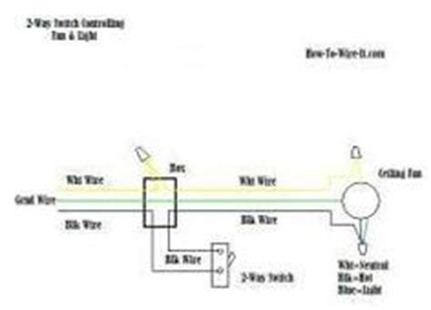 2 way switch wiring diagram electrical wiring