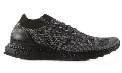 Adidas Ultraboost All Black adidas adds the ultra boost uncaged in black i highsnobiety