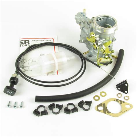 weber 34 ich carb for classic land rover landrover series
