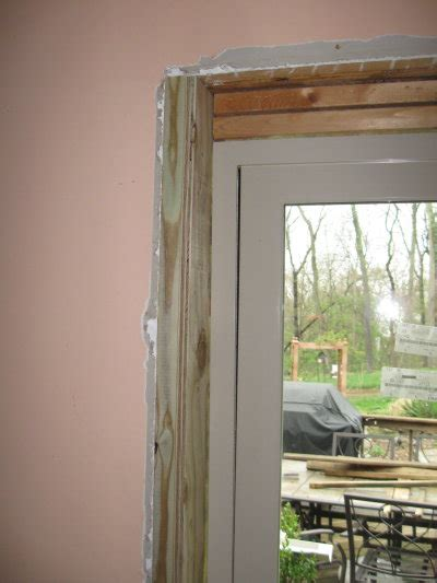 Patio Doors For 2x6 Walls Dulley Columns To Save Money Utility Bills