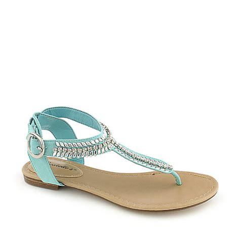 mint green sandals breckelle s 43 mint green flat jeweled sandal