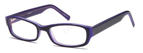 dalix womens neon two tone glasses frames prescription