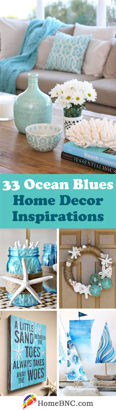 ocean decorations for home 33 best ocean blues home decor inspiration ideas and