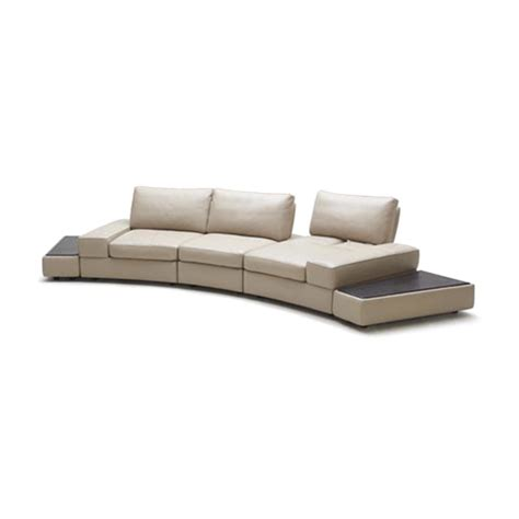 Palazzo Leather Sofa Tables Zuri Furniture Touch Of Leather Sofa Table