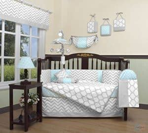Best Place To Buy Crib Bedding Top 10 Best Baby Crib Bedding Sets In 2018 Topreviewproducts