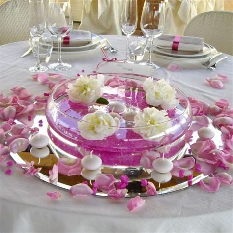 candele e petali di rosa allestimento tavolo sposi con candele e petali di rosa
