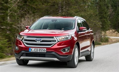 2017 Ford Edge Changes 2017 2017 Ford Edge Price Specs Interior Exterior Engine Release Date