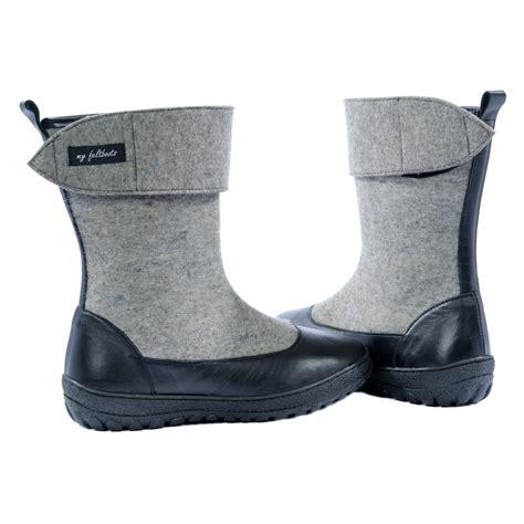 felt boots my felt boots catalog ankle felt boots my feltboots unisex