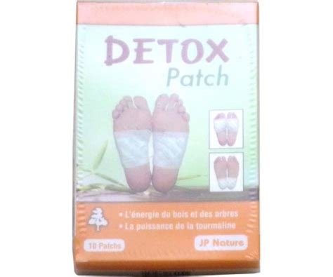 Will Lots Of Detox by Lot Complet Patchs Pieds Detox 40 Patches Jp Nature