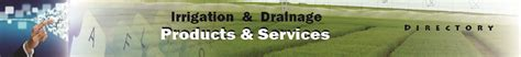 Search Directory Services Icid Irrigation Drainage Products Services Directory Irrigation Yellow Pages