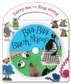 Baa Baa Black Sheep Melody Sound Board Book carry me cd baa baa black sheep speshirl agencies