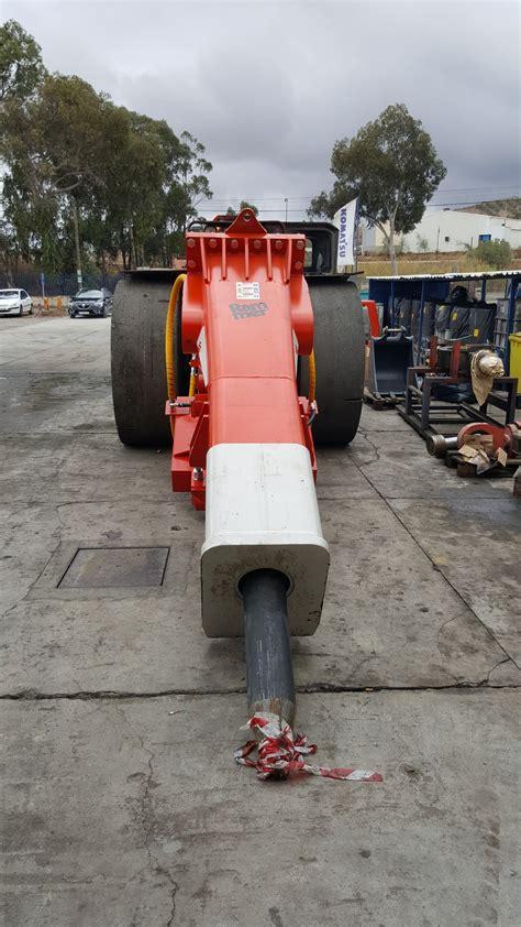 extension carriage ec   rammer hammer  rammer
