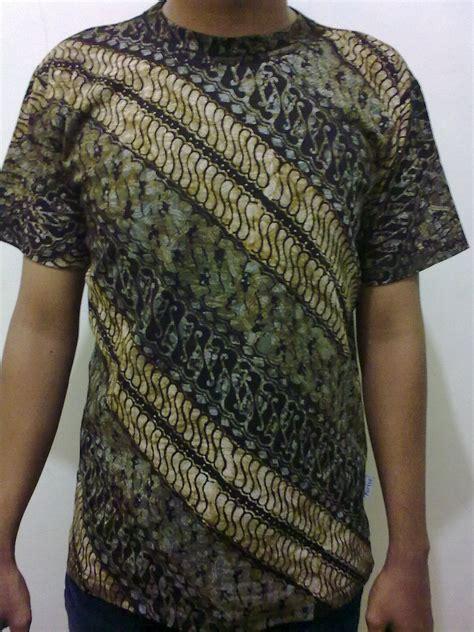 Kaos T Shirt Batik Tb5 t shirt batik batik pithu