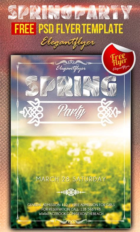 club flyer templates free 31 free club flyer templates