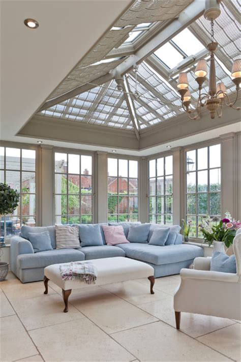 living room conservatories a living room conservatory