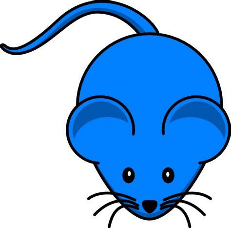 Mouse Blue blue mouse clip at clker vector clip