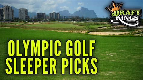 Sleeper Picks olympic golf sleeper picks baseball alley