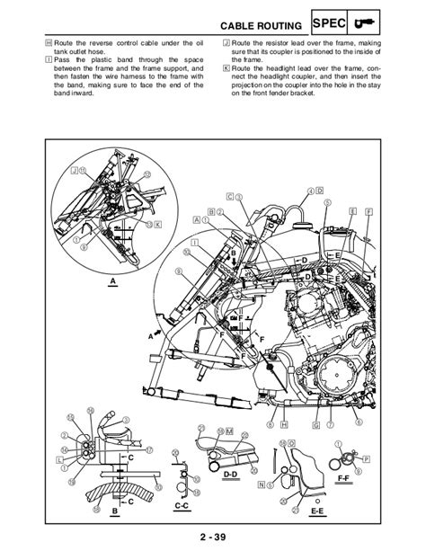 2008 yamaha raptor 700 wiring diagram yamaha raptor 700