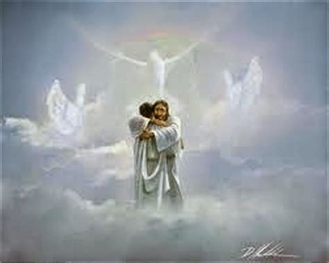 imagenes de dios recibiendo en el cielo palabra de dios diaria lecturas del domingo xxxi del t