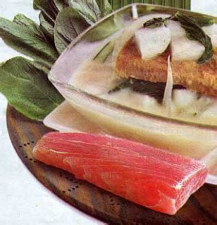 Ikan Tuna Loin Fillet sup ikan tuna