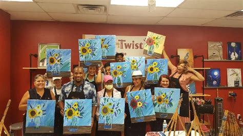 paint with a twist clermont 17 best images about pwat painting with the on