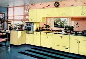 Kitchen Colors Of The 1950 S How The Mcm Kitchen Evolved With The Times Better Living