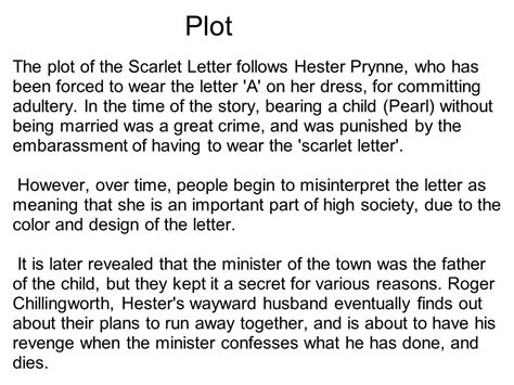 the scarlet letter book report by nathaniel hawthorne ppt