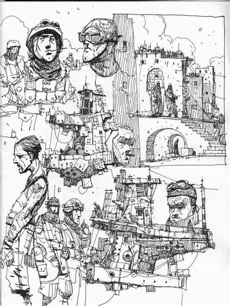 Ian McQue on in 2020 | Sketches, Cool drawings, Sketch