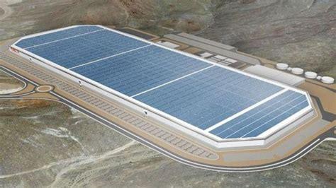 Gigafactory Tesla Tesla Gigafactory Inşaatında Durum Nasıl Scroll