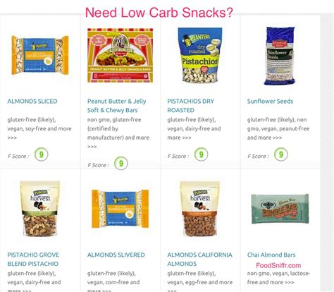 zero carbohydrates snacks low carb snacks foodsniffr for healthy living