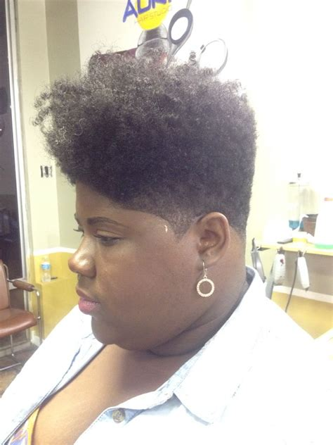 steps to tapering natural hair faded tapered cut on natural hair heavenly hair