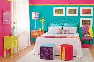 Colourful Bedroom Ideas Color Blocking In The Bedroom Ideas Inspiration